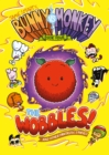 Bunny vs Monkey 4: The Wobbles - Book