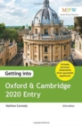 Getting into Oxford & Cambridge 2020 Entry - Book