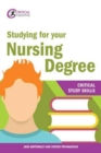 Studying for your Nursing Degree - Book