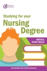 Studying for your Nursing Degree - eBook