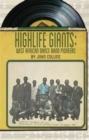 Highlife Giants : West African Dance Band Pioneers - Book