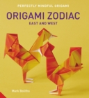 Perfectly Mindful Origami - Origami Zodiac East and West - Book