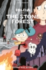 Hilda and the Stone Forest - Book