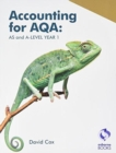 Accounting for AQA : AS and A Level Year 1 - Book