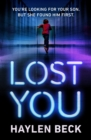 Lost You - Book