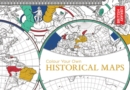 Colour Your Own Historical Maps - Book