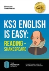 KS3: English is Easy - Reading (Shakespeare). Complete Guidance for the New KS3 Curriculum - Book