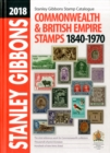 2018 COMMONWEALTH & EMPIRE STAMPS 1840-1970 - Book