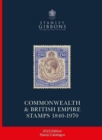 2021 COMMONWEALTH & EMPIRE STAMPS 1840-1970 - Book