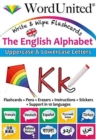 The English Alphabet : Write & Wipe Flashcards - Book