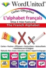 The French Alphabet : Write & Wipe Flashcards - Book