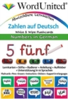 Numbers in German : Write & Wipe Flashcards - Book