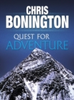 Quest for Adventure : Remarkable feats of exploration and adventure - eBook