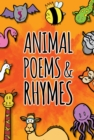 Animal Poems & Rhymes - Book