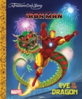 Invincible Iron Man: Eye of the Dragon - Book
