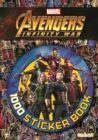 Avengers Infinity War - 1000 Sticker Book - Book