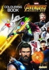 Avengers Infinity War - Colouring Book - Book