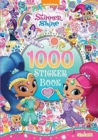 Shimmer & Shine 1000 Sticker Book - Book