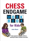 Chess Endgame Workbook for Kids - Book