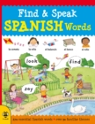 Find & Speak Spanish Words - Book