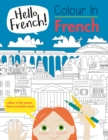 Colour In French - Book