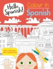 Colour In Spanish - Book