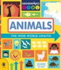 Animals : The wide world awaits! - Book