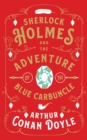 Sherlock Holmes and the Adventure of the Blue Carbuncle - Book
