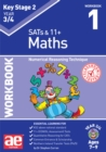 KS2 Maths Year 3/4 Workbook 1 : Numerical Reasoning Technique - Book