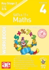 KS2 Maths Year 3/4 Workbook 4 : Numerical Reasoning Technique - Book