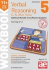 11+ Verbal Reasoning Year 5-7 GL & Other Styles Workbook 5 : Additional Multiple-choice Practice Questions - Book