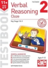 11+ Verbal Reasoning Year 5-7 Cloze Testbook 2 - Book
