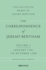 The Correspondence of Jeremy Bentham, Volume 3 : January 1781 to October 1788 - eBook