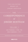 The Correspondence of Jeremy Bentham, Volume 4 : October 1788 to December 1793 - eBook
