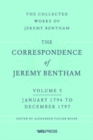 The Correspondence of Jeremy Bentham, Volume 5 : January 1794 to December 1797 - Book