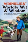 Wrinklies Worldly Wit & Wisdom - Book