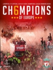 LIVERPOOL FC: CH6MPIONS OF EUROPE : Official Winners Book - Book
