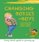 Changing Bodies - Boys - Book