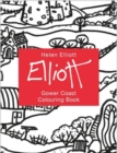 Helen Elliott Concertina Colouring Book: Gower Coast - Book