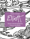 Helen Elliott Concertina Colouring Book: South Pembrokeshire - Book