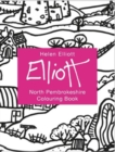 Helen Elliott Concertina Colouring Book: North Pembrokeshire - Book