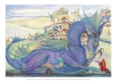My Dragon is as Big as a Village - Jackie Morris Poster - Book