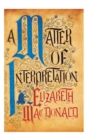 A Matter of Interpretation - Book