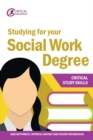 Studying for your Social Work Degree - eBook