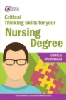 Critical Thinking Skills for your Nursing Degree - eBook