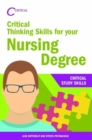 Critical Thinking Skills for your Nursing Degree - Book