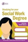 Studying for your Social Work Degree - Book
