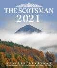 The Scotsman Desktop Calendar : 12 Magnificent Views of Beautiful Scotland - Book