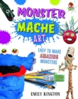 Monster Mache - Wild Art - Book