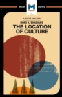 The Location of Culture - Book